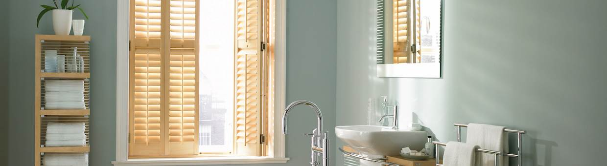 Hardwood Shutters in Cheshire