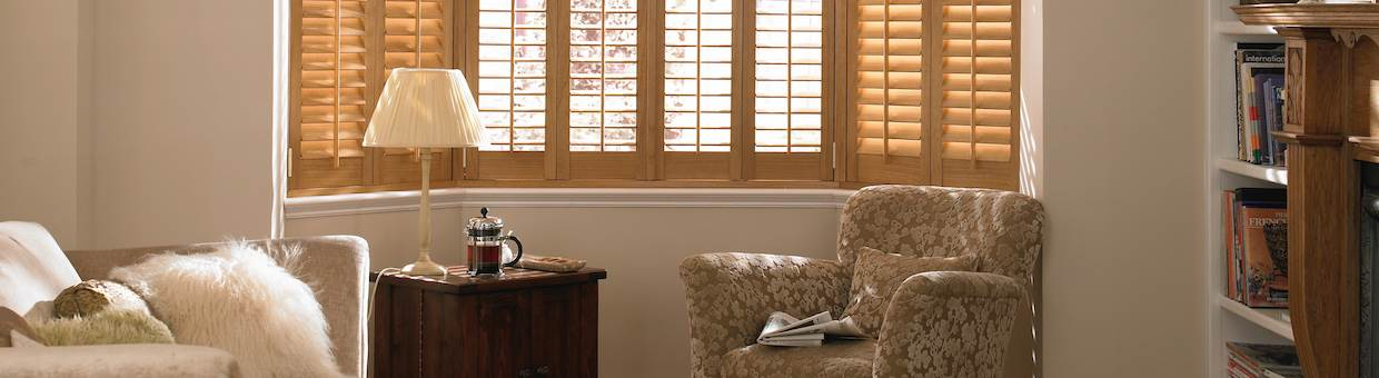 Cheshire Wooden Plantation Shutters